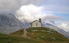 """Chapel """"Madonna delle Nevi&a"""
