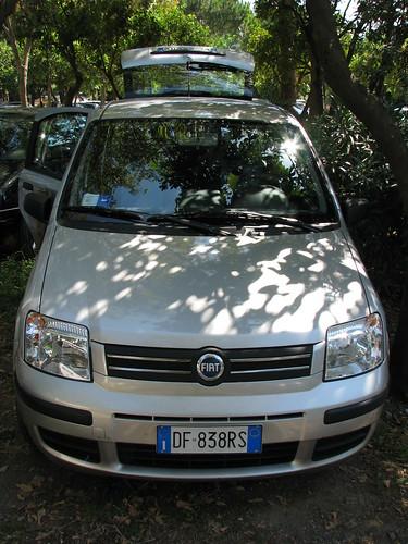 Our Fiat Panda