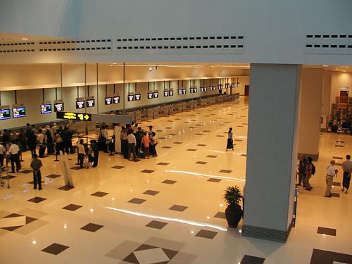 Yangon-airport-check-in