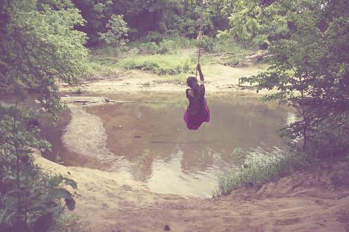 Tara Swinging