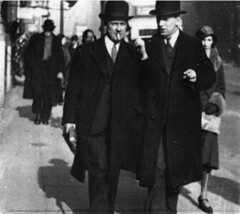 Image titled John Brown (right) and Friend 1930s