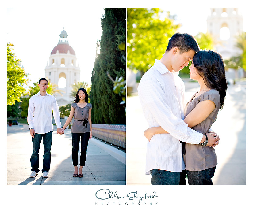 Pasadena wedding and engagement photography