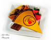 Aero and strawberry Crepe (PhotoGrapherQ80 «KWS») Tags: food apple pie candy sweet crepe yumy adel abdeen firemanq80