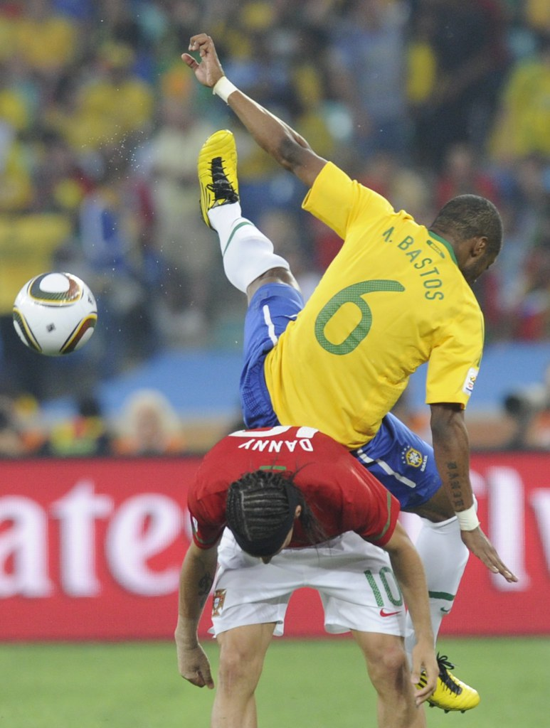 Brasil Bastos Danny Portugal Mundial Fútbol