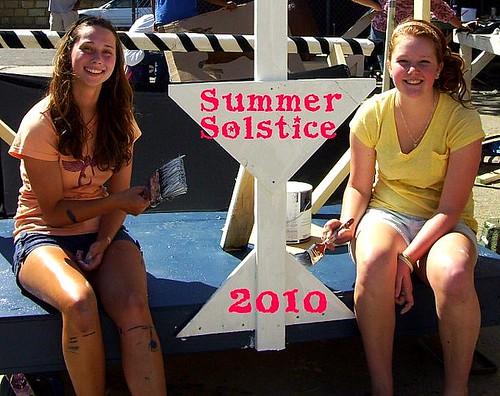 Santa Barbara Summer Solstice 2010