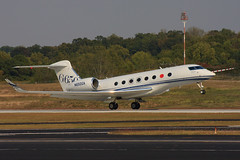 Gulfstream G650 (N650GA) (r.coppola) Tags: atlanta georgia dekalb takeoff gulfstream certification faa bizjet pdk 6001 nbaa kpdk businessjet g650