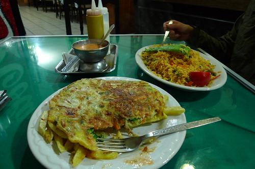 Chifa (Chinese Restaurant) - Otavalo, Ecuador