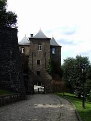 Three Towers (juka14) Tags: travel wall gate europe sightseeing luxembourg beautifulplaces threetowers