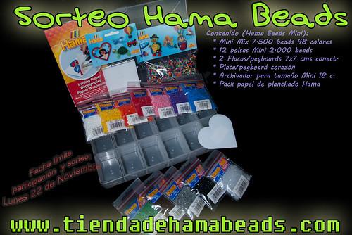 Sorteo Hama Beads