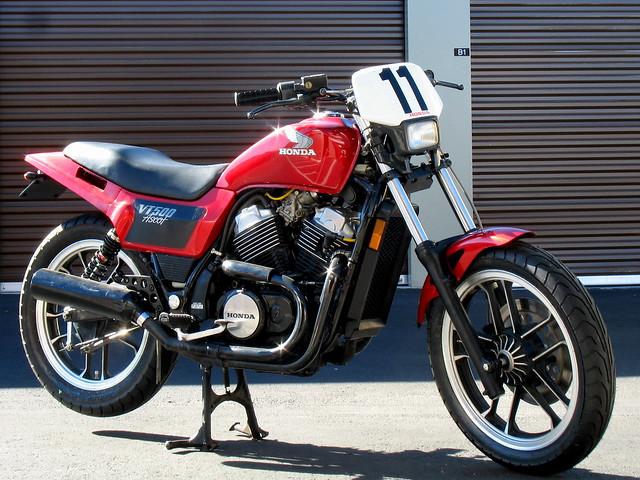 Honda vt500 Ascot | Adventure Rider