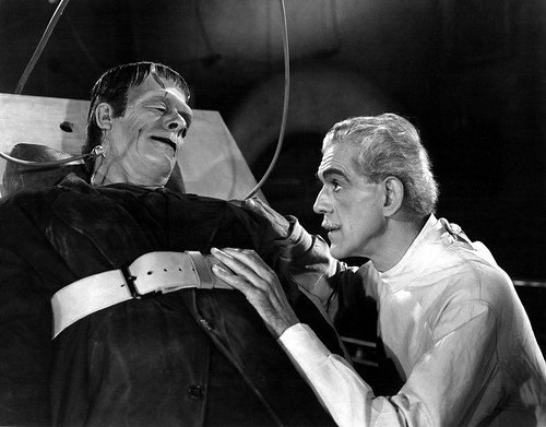 House of Frankenstein (Universal, 1944) 5