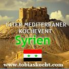 14ter mediterraner Kochevent - Syrien - tobias kocht! - 10.11.2010-10.12.2010