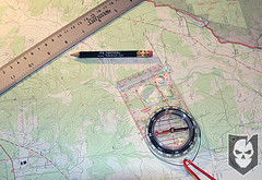 Manuvering with a Map and Compass 01