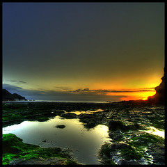 Sunset at the Cove (Mark Twells) Tags: sunset cornwall sigma 1020mm kernow 10mm cotcpersonalfavorite abigfave flickrdiamond