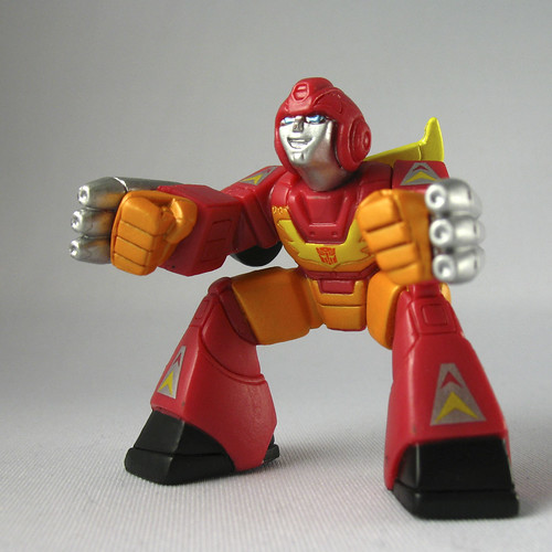 TF Robot Heroes Hot Rod