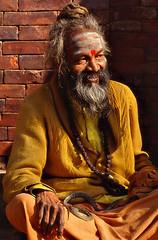 IN08-28P (Sergio Pessolano) Tags: nepal portraits persona faith sadhu faithful