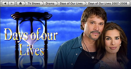 Days of Our Lives on iTunes