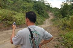 No coverage (voss) Tags: d50 jungle sarawak malaysia bintulu gawai belaga bungan bakun