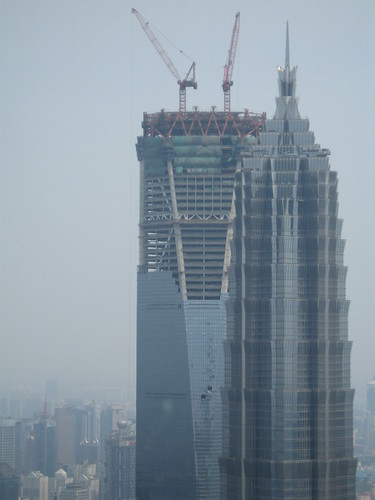 The 101-story Shanghai World