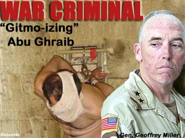 War Criminal Gen Miller