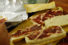 Jamonisimo (geraldsanjose) Tags: barcelona jamon iberico ibericobellota jamonisimo