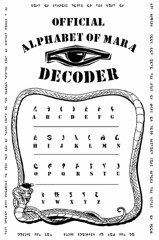 Preview half sheet, decoder A downwoad