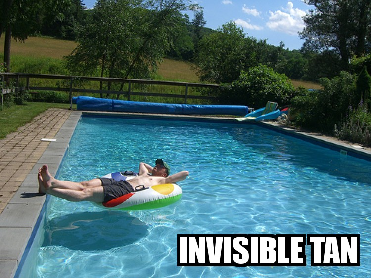 INVISIBLE TAN