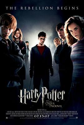 Harry Potter, order of  phoenix