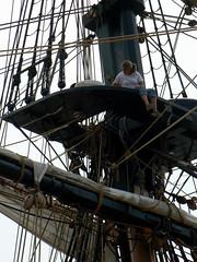 ohio docks ship niagara toledo riverfront rigging brig usbrigniagara