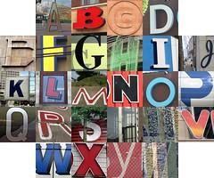 BIG letters