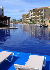Pool (geog) Tags: pool mexico hotel resort elcid quintanaroo