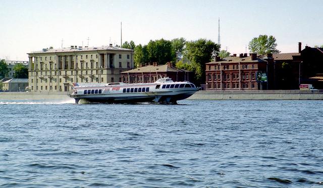 Нева / Neva river