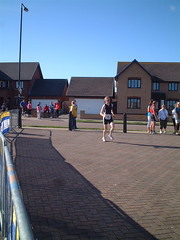 Hartlepool Marina Triathlon - Run & Afterwards