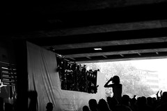 (arnd Dewald) Tags: bridge light shadow silhouette concrete licht essen streetphoto float brcke schatten ruhrgebiet beton ruhrpott arndalarm bokrabbelgruppe loveparade2007 img5507dae05c50s100klein