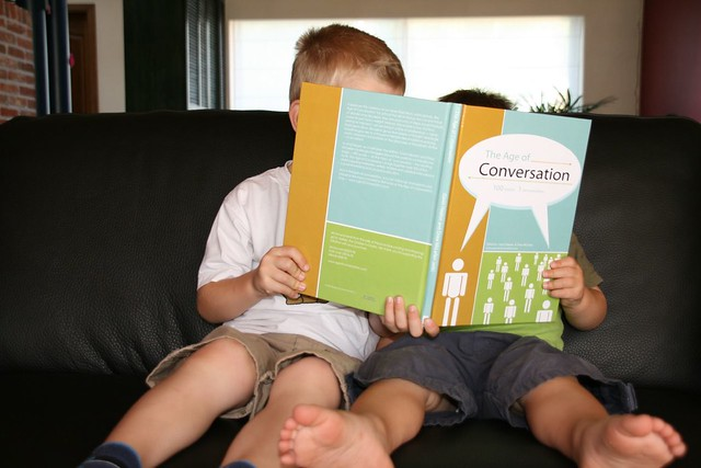 Kids of conversation