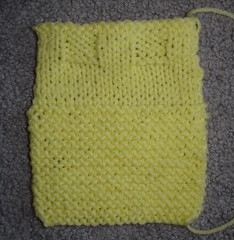 Knitting Swatch 2