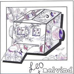 Leo vs Melvind (Lianne76) Tags: sketch leo buddhist melvind stickomat