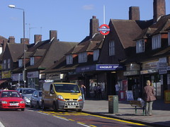 Picture of Kingsbury Station