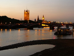 night view of Westminster (tragicnomad) Tags: uk london river europe blindedbythelight britpubs londonrocks goodthingsaboutlondon