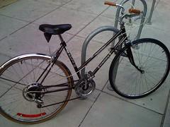 Ross Eurotour (randomduck) Tags: bike bicycle ross eurotour