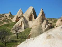verso valle di goreme (g.fulvia) Tags: trip nature landscape rocks geology cappadocia goreme turchia tufi erosione nginationalgeographicbyitalianpeople