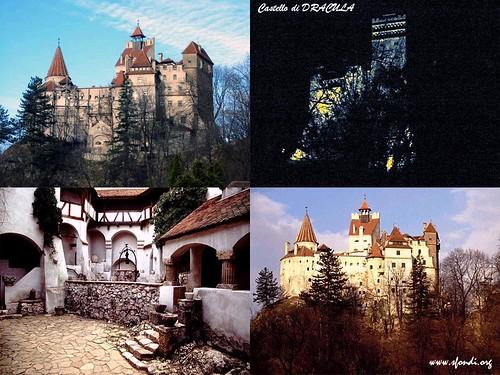 Castello Di Dracula, Transilvania, Romania