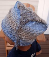 Swirly Burly Wizard Hat