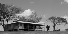 molloy homestead (rpiker101) Tags: bw house architecture australia queensland fnq mountmolloy aplusphoto