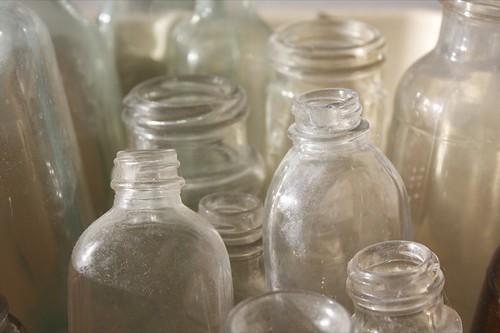 Junk Yard Bottles