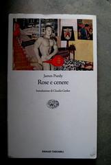 James Purdy, Rose e cenere, Einaudi 1996