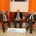 Con il C.R.C. Il nostro editore Carmine Testa con il presidente Avv. salvatore Colonna e lo storico Segretario Vincenzo Pastore
