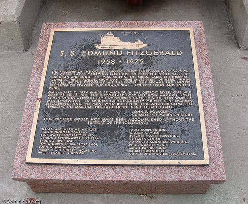 Edmund Fitzgerald Underwater Wreck Pictures http://www.midwestguest.com/2010/11/remembering-the-wreck-of-the-edmund-fitzgerald.html