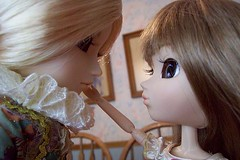 Even cuter (THE Emmers) Tags: doll romantic pullip latte taeyang cavalie