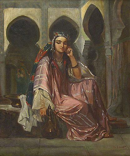 The Fellah Woman